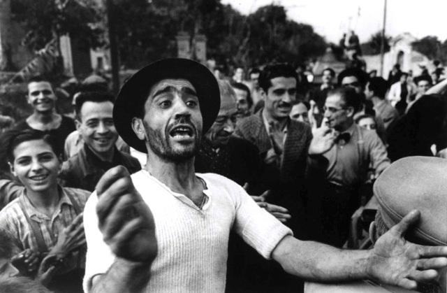 Mostre: foto Robert Capa a 70 anni sbarco in Sicilia