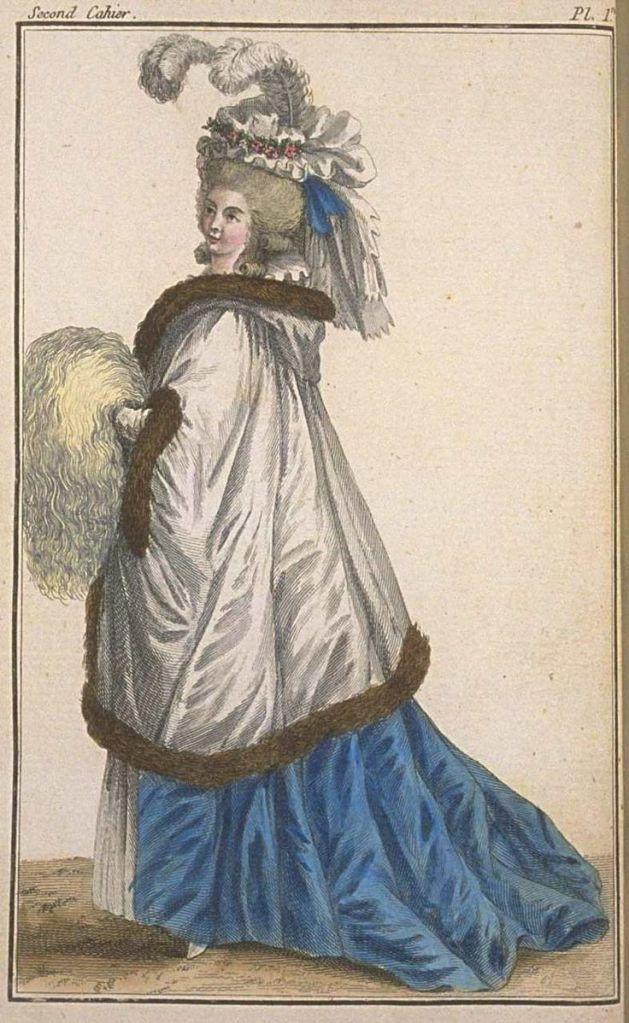Cabinet de mode 1785
