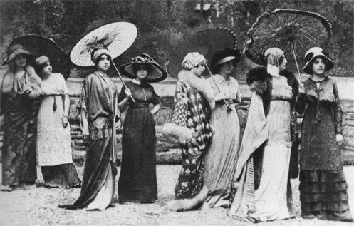 Collezione Paul Poiret 1911