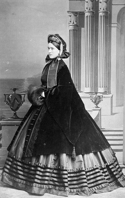Paletot 1850